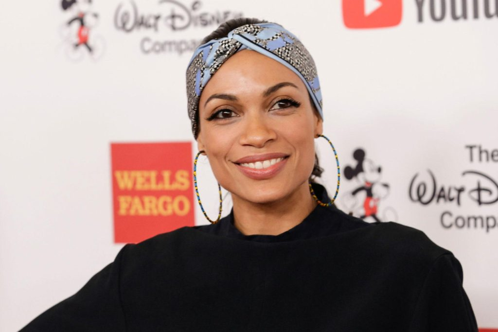 Rosario Dawson Pics, Net Worth, TV And Movie Roles, Biography 12