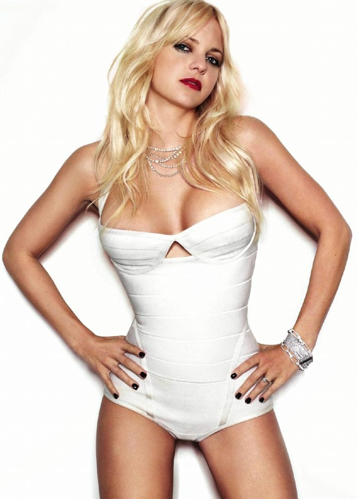 Anna Faris Pics, Net Worth, Career, TV Shows And Movies 1