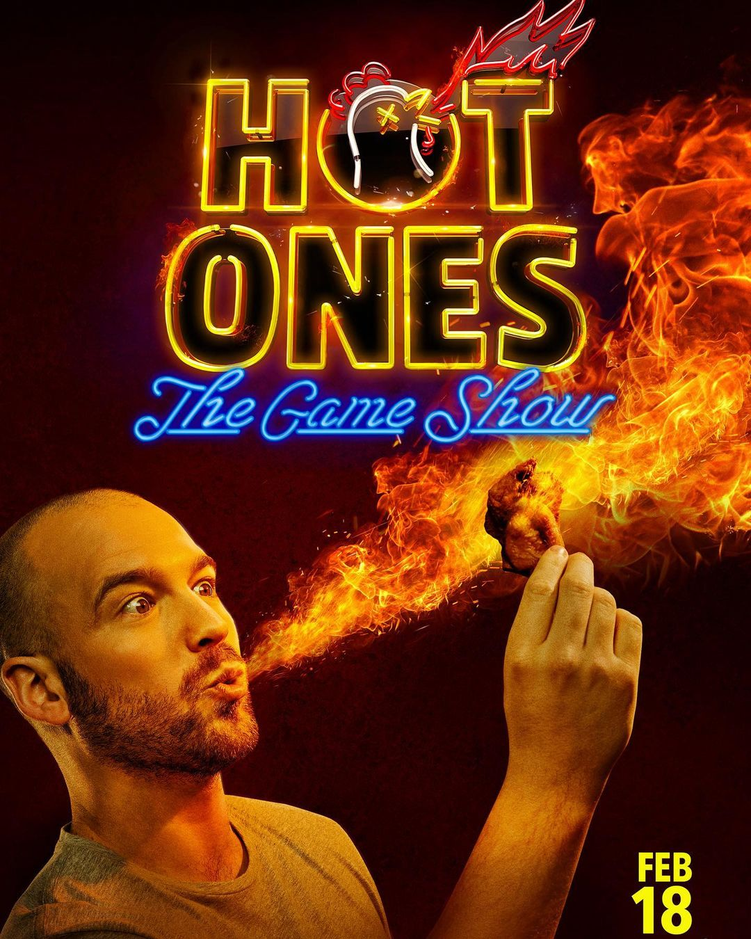 Sean Evans hot ones show
