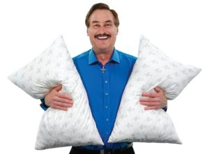 My Pillow Guy Mike Lindell Net worth