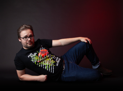 Mark Hulmes from YogsCast and Critical Role, Voice Actor, and Producer