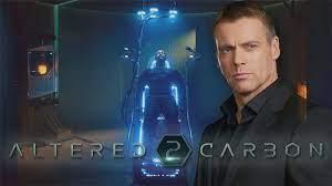 Michael Starring in Altered Carbon