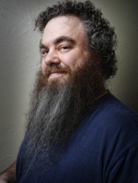 Critical Role's Kerrek is Patrick Rothfuss (Author, Quotes, Net Worth)