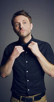 Top Facts About Critical Role's Chris Hardwick (Scandal, Wife, Comedy)